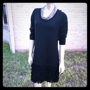 Soft Surroundings Fall Little Black Dress
